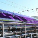 【韓国の反応】日本の新幹線Xエヴァンゲリオンコラボ500系がすごい