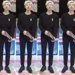 【BTS、EXO、ワナワン…etc】胸から足が生えてるかのような脚長男アイドルまとめ→韓国の反応「内臓ちゃんと入ってる?」