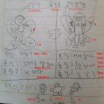 【東方神起】東京ドーム公演に行った韓国人小学生の絵日記が可愛いと話題に