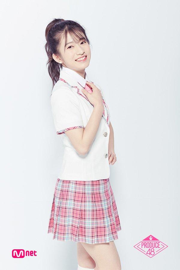 プロデュース48竹内美宥
