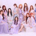 【IZ*ONE】歴代女性グループアルバム初動売上記録を更新、TWICEを超える→韓国の反応「今一番人気があるみたい」