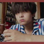 BTSのVに日本人男性ファンが激似だと話題に→韓国の反応「表情まで似てる!」