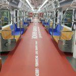 【韓国の反応】YGの新人アイドルIKONが地下鉄で広告ジャックしてるwwwwww