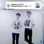 【EXO】テヨンがベッキョンが出てるインスタグラム動画に「いいね」を押す→韓国の反応「ファンを弄んでるw」