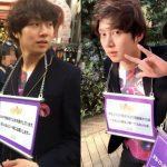 """【SJヒチョル】「日本女性と""""にっこにっこにー""""」の公約を実現→韓国の反応「ファンになったwww」"""
