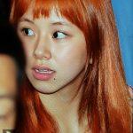 【TWICEチェヨン】BLACKPINKファンに「オレンジ色の髪はリサのもの」と難癖をつけられる→韓国の反応「髪色に所有権あります?」
