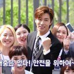 【東方神起ユノ】警察の広報大使を務める姿が政治家っぽいと話題に→韓国の反応「信頼感がハンパない」