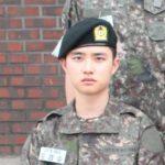 【EXOドギョンス】軍人姿が違和感なさすぎと話題に→韓国の反応「違和感0で笑う」