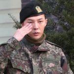 【BIGBANG G-DRAGON】除隊の際の敬礼がおかしいと話題に→韓国の反応「軍生活ちゃんとしてなかったから」