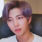 【防弾少年団RM】コロナでのコンサート中止について語る→韓国の反応「ファンも辛いけど本人たちのほうが心労がひどそう」