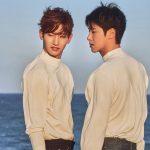 【東方神起】写真集のイケメンぶりが話題に→韓国の反応「顔の福祉がすごい」