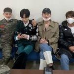 【SHINee】ミノの除隊で久しぶりに4人集結→韓国の反応「この日を指折り数えて待ってたTT」