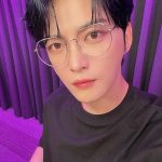 ジェジュン、メガネ姿がレアだと話題に→韓国の反応「度付きメガネでこのビジュアル」