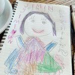 坂本龍一の孫、BTSジミンを絵に描きジミンペンだったことが判明→韓国の反応「絵に愛情が見える」